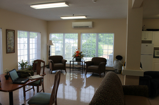 Spacious living at our facility in smithfield nc