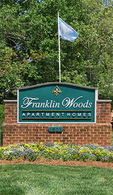 Franklin Woods Apartments In Chapel Hill Have Great Amenities.
