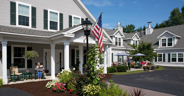 A senior living option to fit any need at our Woodstock, VT assisted living facility.