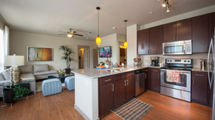 Sugar Land apartments offering  bedroom apartments