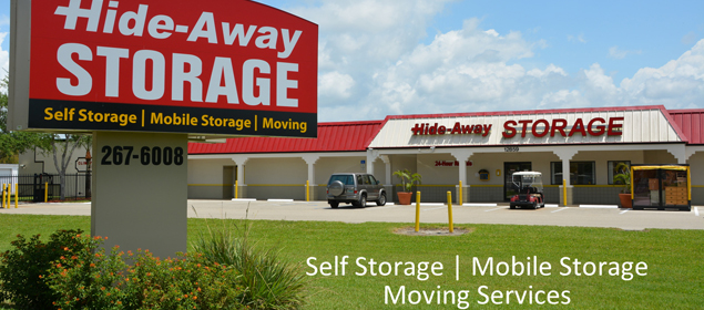 1 ft myers hide away storage facility