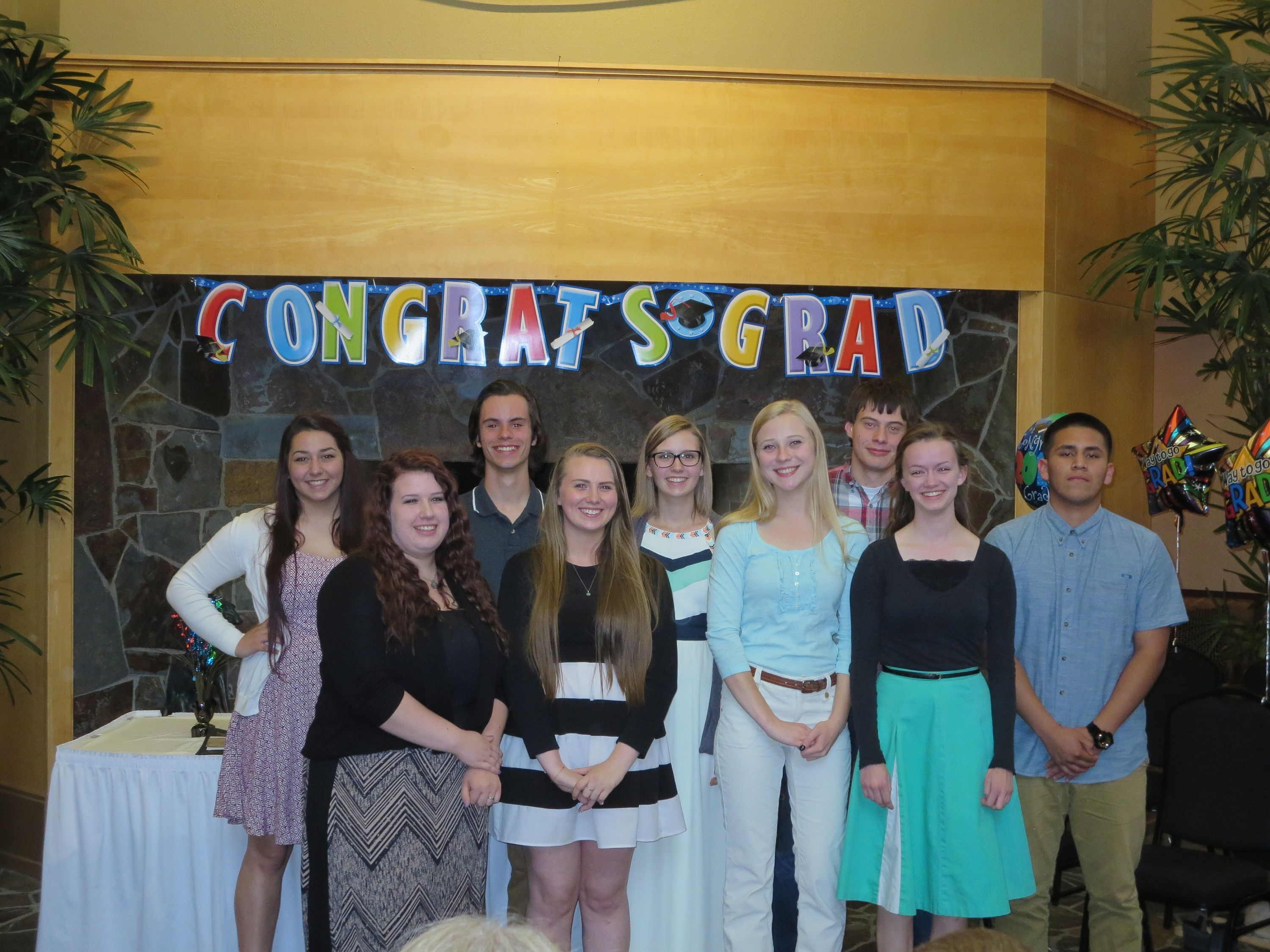 SpringRidge Residents Award Scholarships to Local High School Students