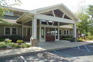Animal hospital of signal mountain front