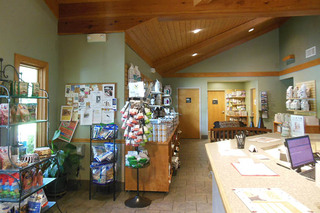Animal hospital of signal mountain lobby retail