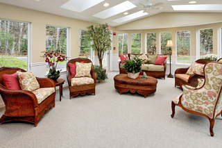 Elegant sunroom scarborough me memory care