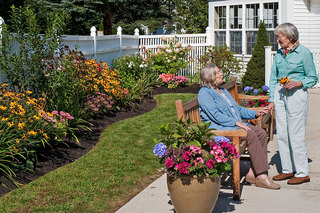 Independent living seniors scarborough maine