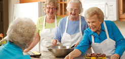 Assisted living and memory care from Terrace Communities