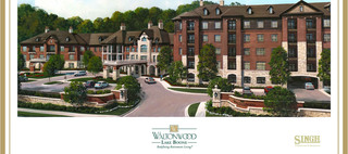 Waltonwood lake boone front rendering