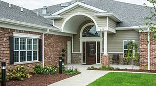 Amenities offered at The Arbors at Mill Creek Village in Columbia, MO.