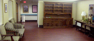 Lobby wyndmoor pa skilled nursing