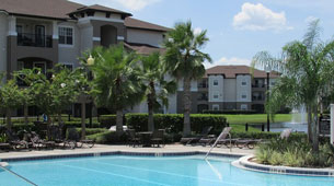 1, 2 & 3 bedroom apartments in Jacksonville