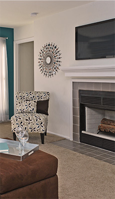 Obs 2br fireplace
