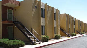 Studio, 1, and 2 bedroom apartments in Albuquerque