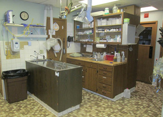 Suregery room at kimberly pines