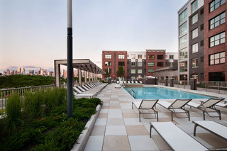 Apartments with pool weehawken