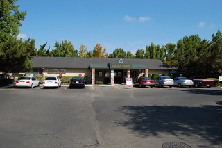 The leasing office at our Modesto apartment community