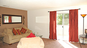 1, 2, and 3 bedroom apartments in Modesto