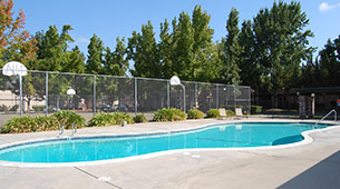 Amenities offered at Modesto apartments