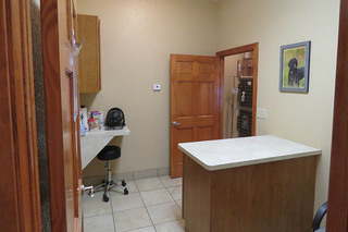 Exam room at our colorado springs co vet clinic