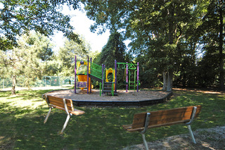 Salisbury apartments childrens play area