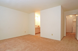 We offer large open floor plans at our apartments in salisbury
