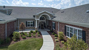 Amenities offered at The Arbors at Monterey Village in Lawrence, KS.