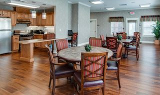 Senior lounge in st louis county