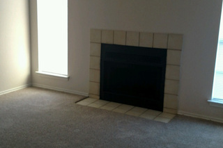 Apartment fireplace fort worth tx