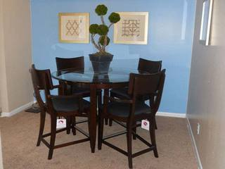 Cozy dining rooms in shreveport