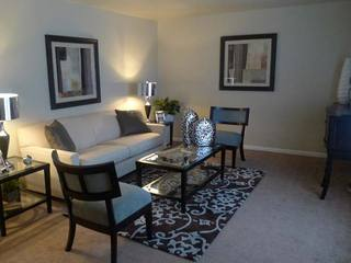 Generous living areas in shreveport