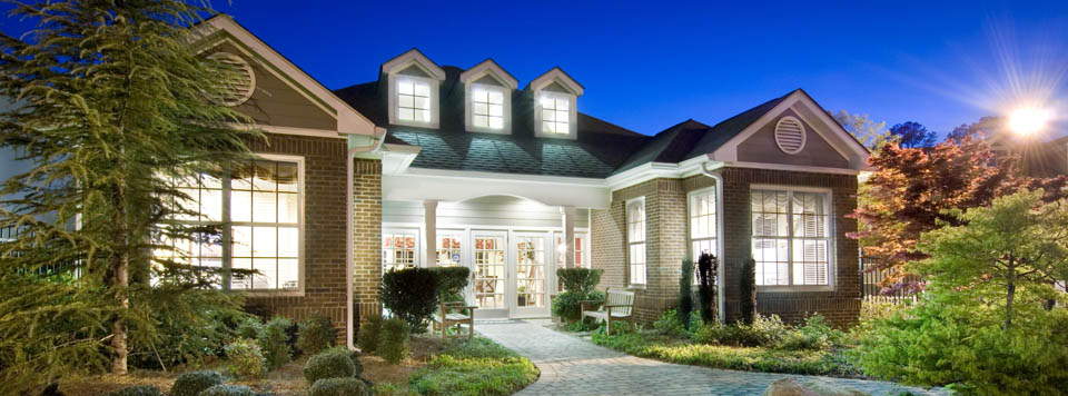 Sundance Creek Townhomes in McDonough GA resident clubhouse