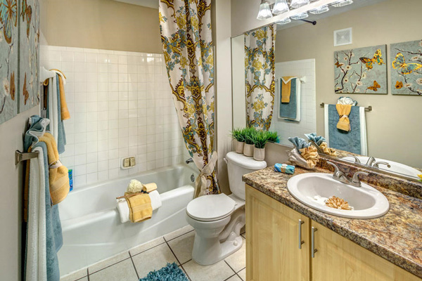 Kendall ridge model bathroom