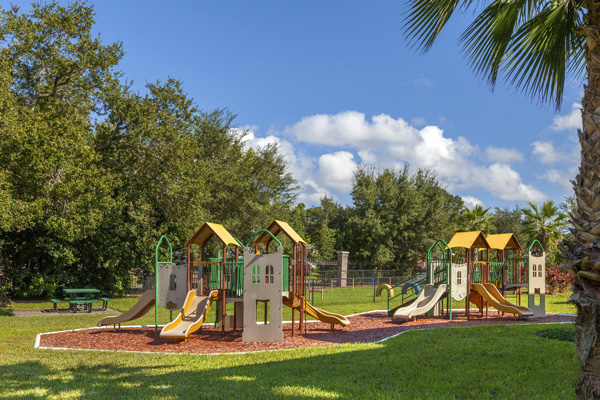 Kendall ridge playground