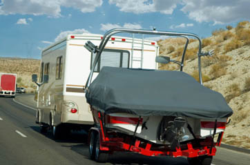 RV Storage at Self Storage Zone