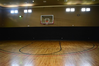 Grande oaks indoor sports court