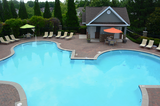 Eagles landing sparklin pool