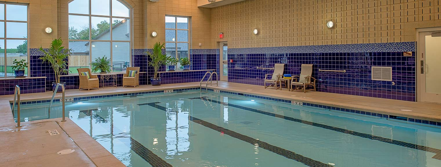 Senior living in Wichita care about your health and wellness