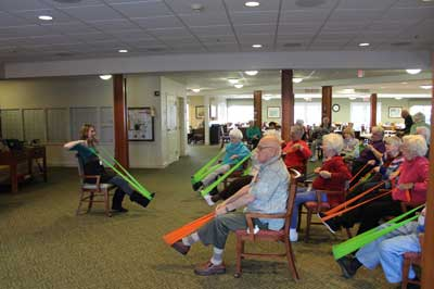 Therapy Services at Traditions of Hanover
