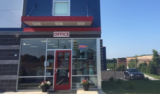 14 red office exterior