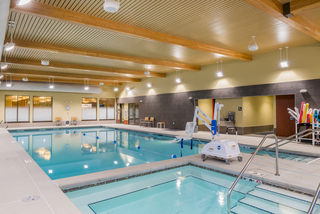 Touchmark retirement meridian idaho pool 004