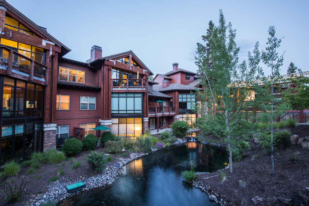 Bend Or Retirement Community Photo Tour Touchmark At