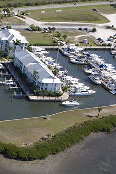 Learn more about our marina in Cape Haze