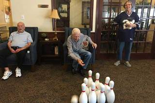 Bowling at parsons house preston hollow