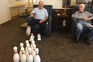 Indoor bowling at parsons house preston hollow
