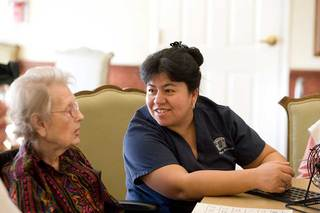 Nurse at parsons house preston hollow