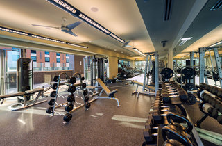 Whitley fitness
