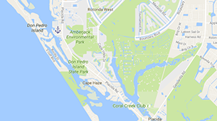 Directions to Aquamarina Palm Harbour