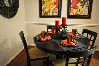 Enclave dining room 2