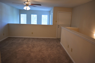 Enclave townhome upstairs