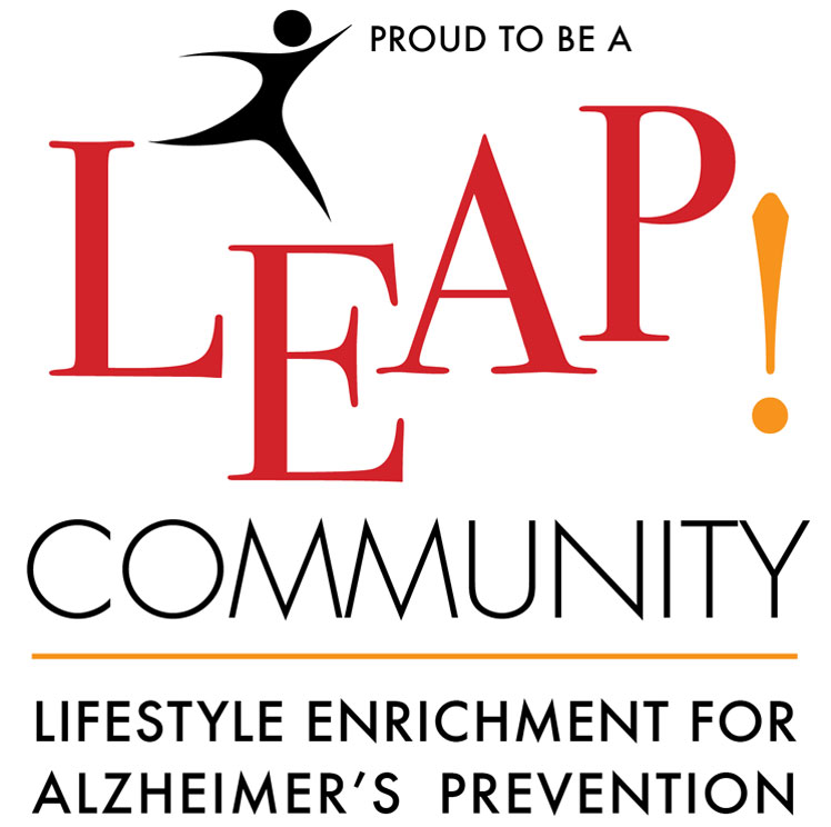 Leap! community logo 1